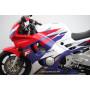№ 1547 Honda CBR 600 F3 1996 г