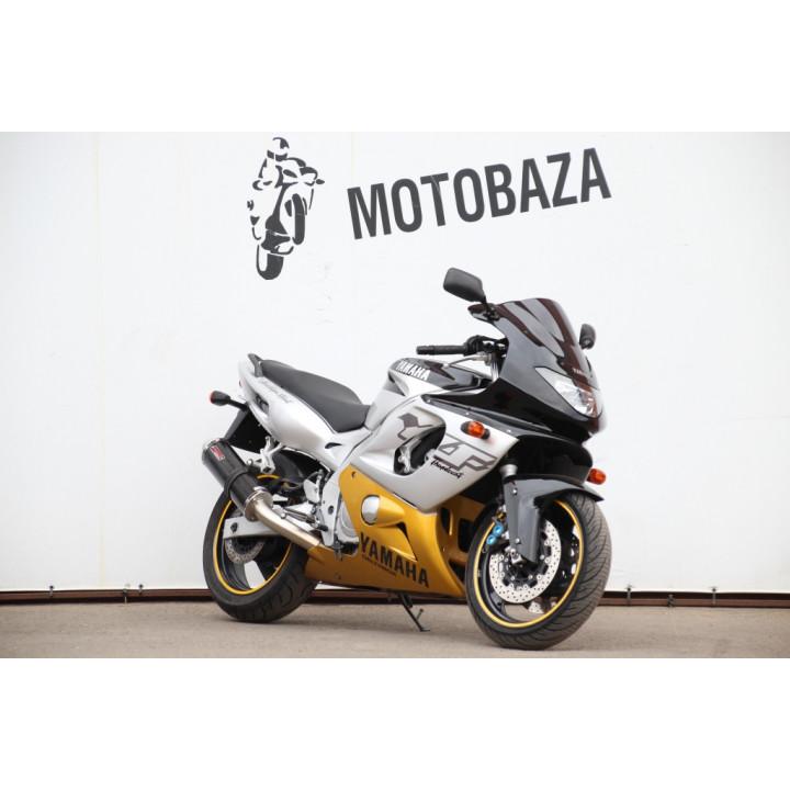 № 1533 Yamaha YZF600R Thundercat  2001 год