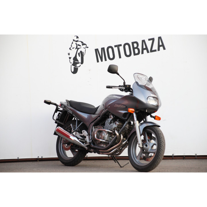 № 1418 Yamaha XJ 600 S 1996 год.